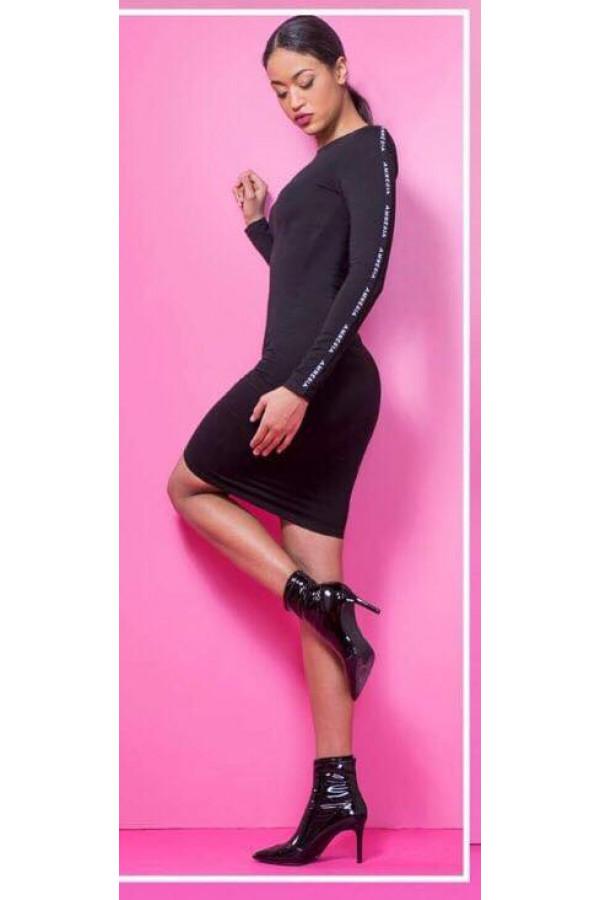 Amnesia Gyemén ruha fekete 38a678858b