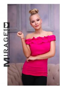 Mirage-Molly felső pink 6e4bce3066