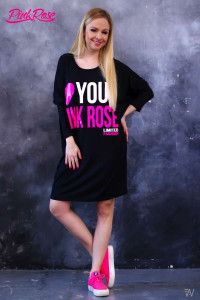 Pink Rose-Tunika 1055