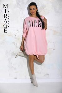 Mirage Caramell pulóver/rózsaszín