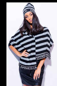 Amnesia Szav sapka csíkos