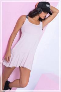 Amnesia Exíra ruha fehér