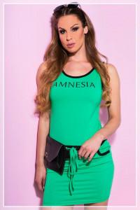 4d768bb9df Amnesia Lavrit ruha zöld