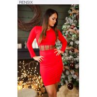 Rensix piros ruha I.