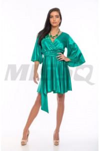 Missq Melinda ruha zöld