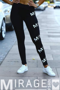 Mirage Printelt leggings