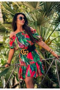 Ola Voga színes ruha