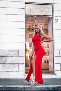 c038074c4b Keresés - Címke - Ola Voga ruha sliccelt piros