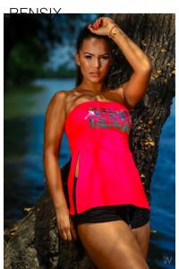 Rensix top pink