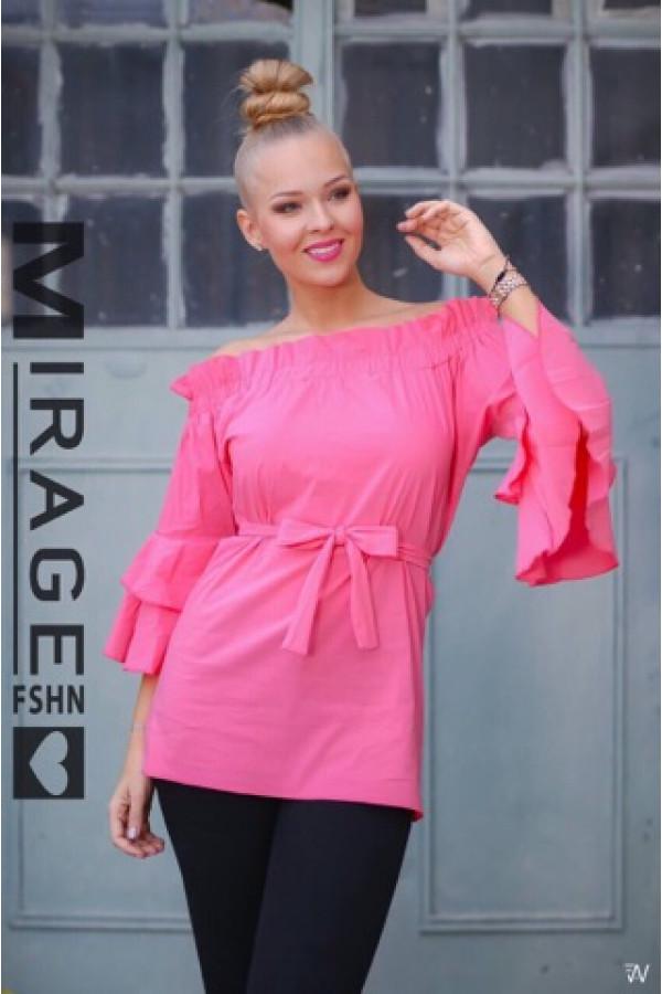 Mirage Jazzy harang felső rózsaszín