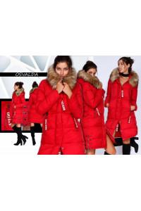 Mayo Chix Osvalda kabát piros