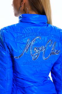 Mayo Chix Benin dzseki kék