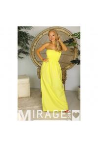 Mirage Bella ruha sárga