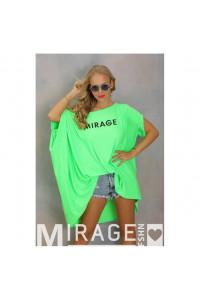 Mirage Brenda tunika zöld