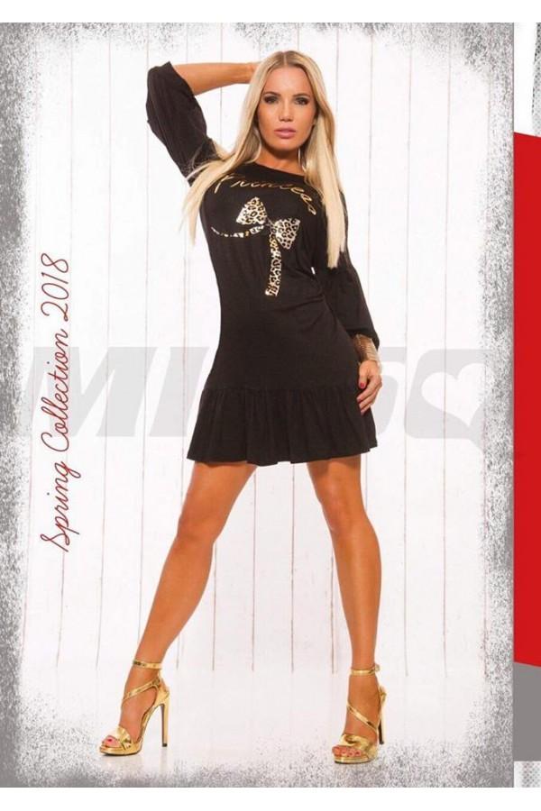 Missq E. Princess ruha fekete 38736bd8f8