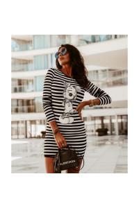 Ola Voga Black&White Marina Look ruha