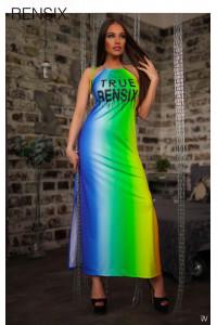 Rensix maxi ruha szivárvány