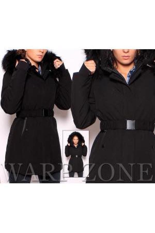 Warp Zone Téli kabát I. (öv nélkül) e41c249a50