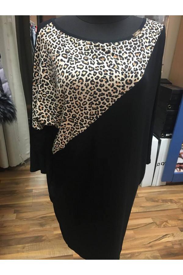 Leopárd mintás ruha d06c33303c