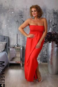 Mirage Bella ruha piros
