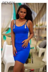 Rensix kék ruha