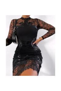 Black Sweet Lace ruha